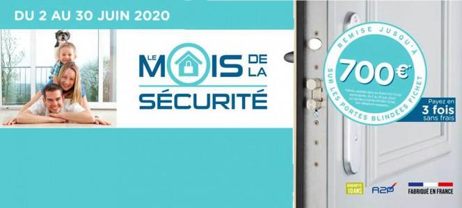 JUIN 2020 / MOIS DE LA SECURITE