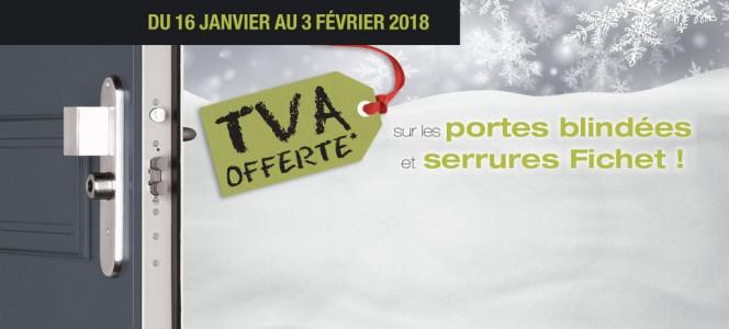 JANV-FEV 2018 : TVA OFFERTE*